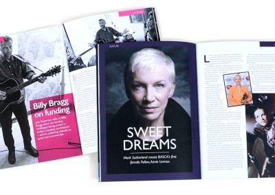 Magazine Design – The Works from the Ivors Academy