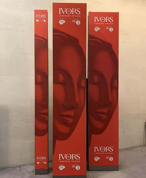 Exhibition graphics IVORS