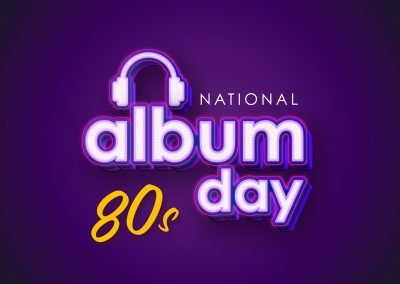Brand Development & Guidelines – National Album Day (ERA)