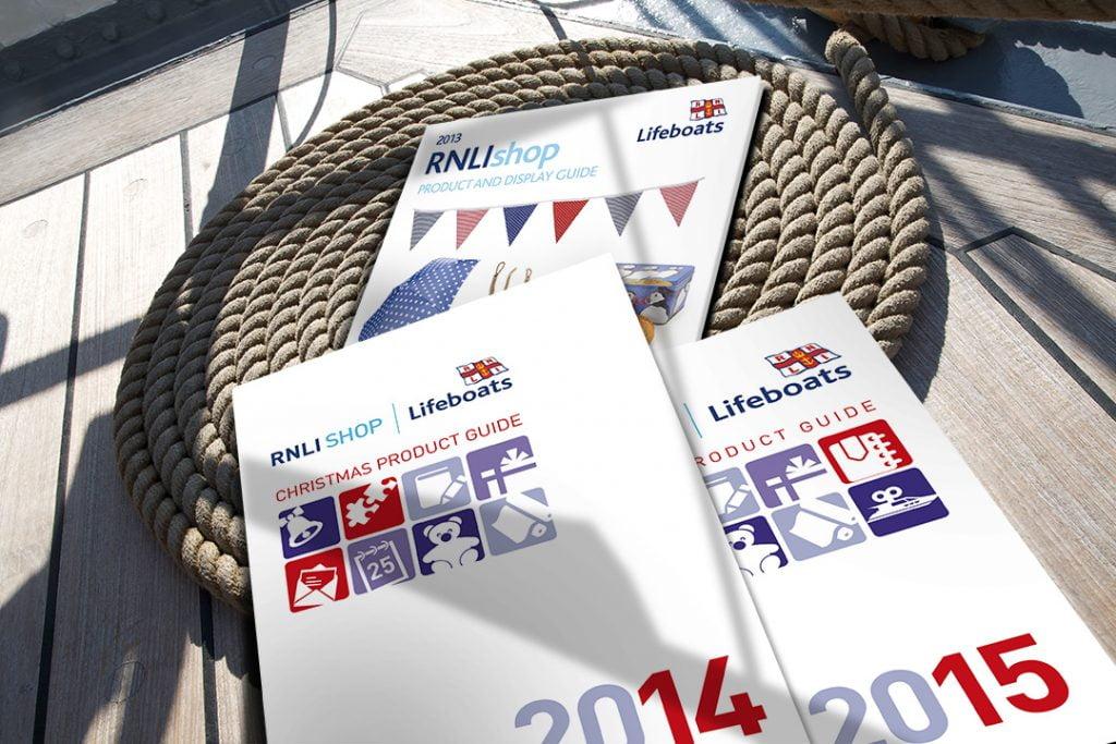 RNLI design catalogues