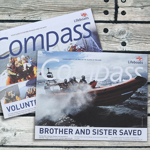 RNLI newsletters