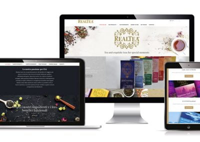 Web Design – Realtea