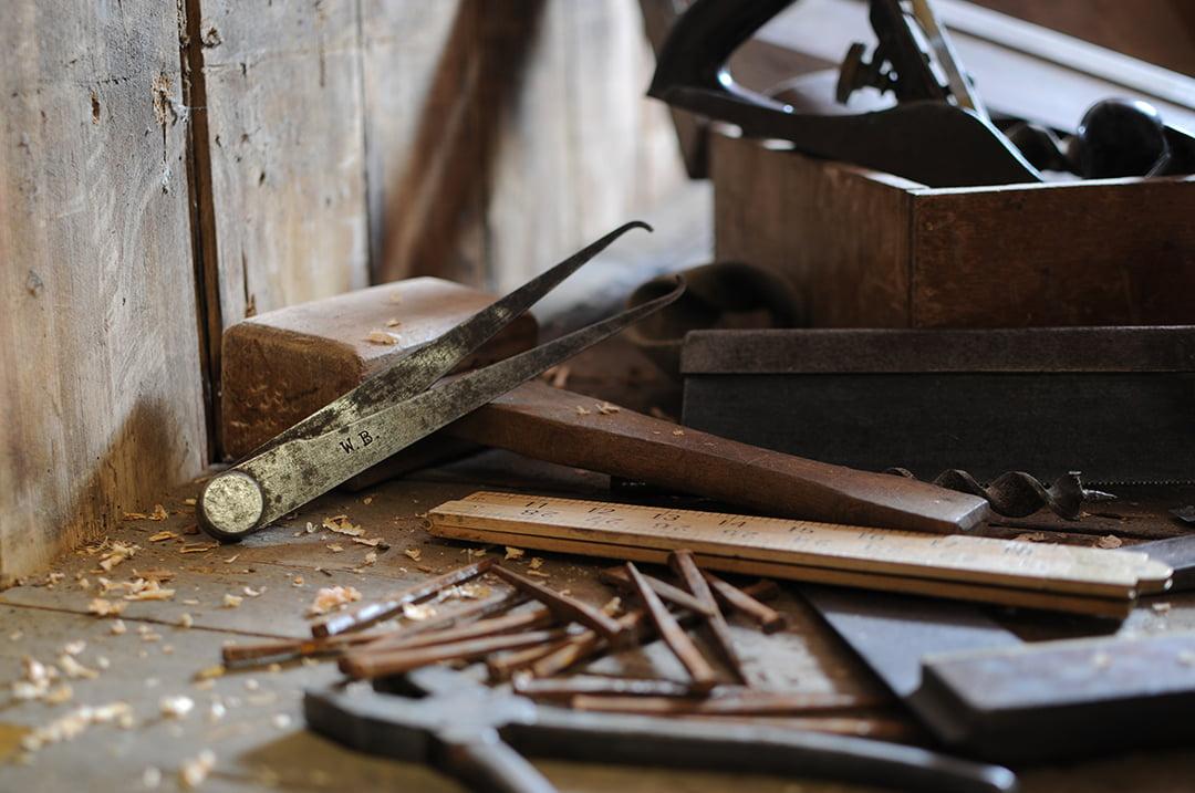 location photography shepherd hut restoration
