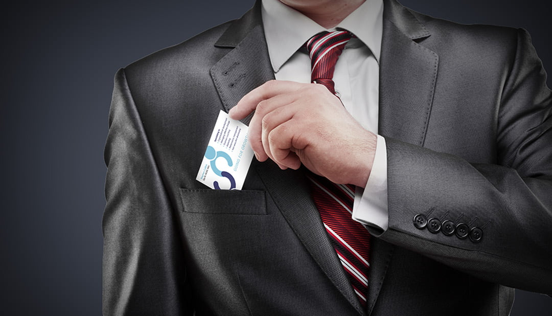 Create a successful first impression with high quality business cards